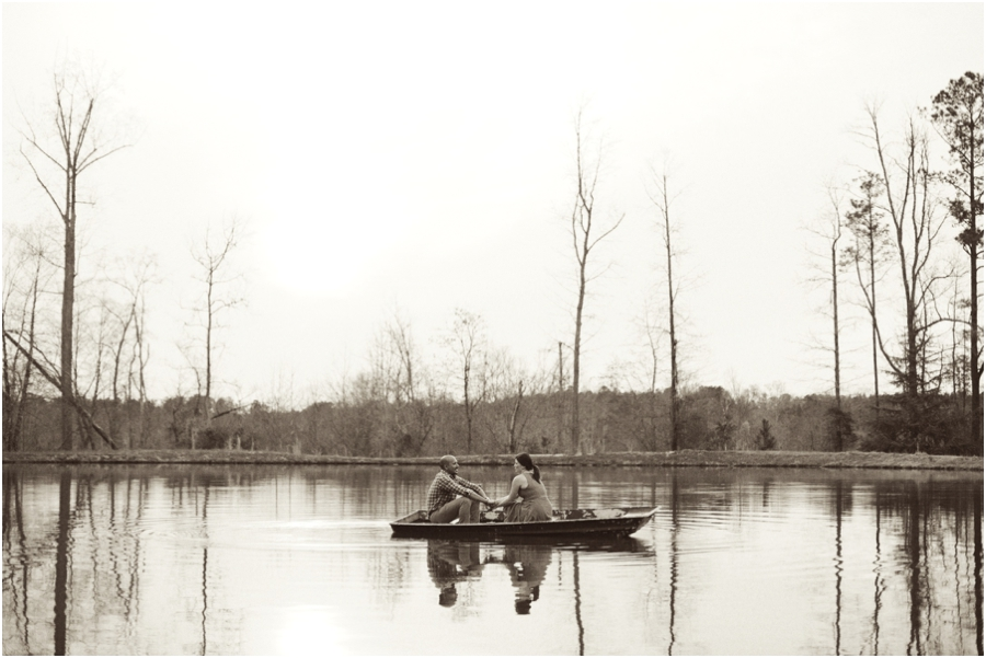 beautiful vintage engagement photography, realign nc