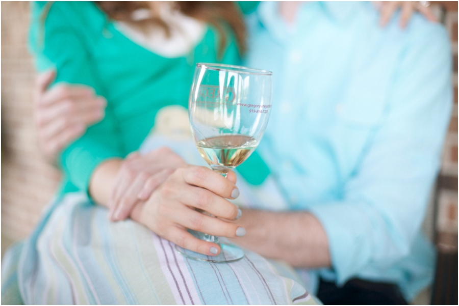 gregory vineyard engagement photography