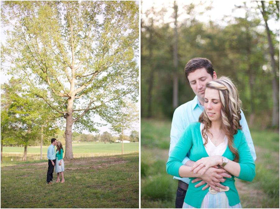 spring engagement photography, intimate engagement photographers