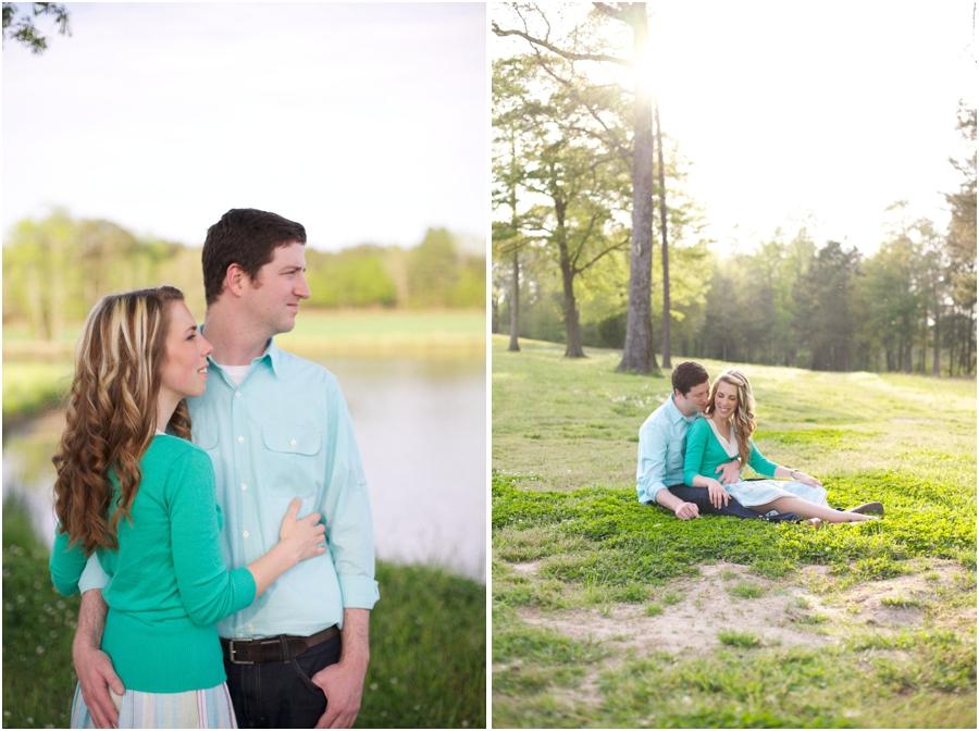 lakeside engagement photography, nc vineyard engagement photography