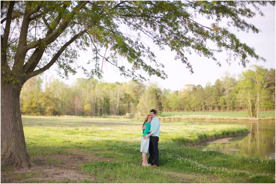 waterside engagement photography, raleigh nc