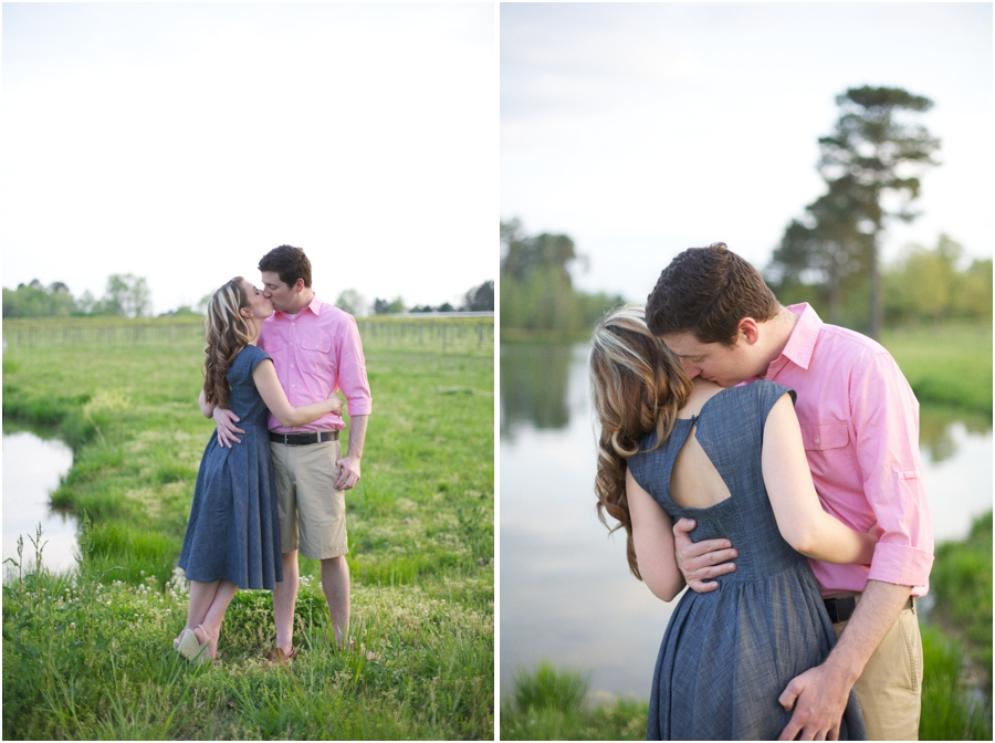 southern engagement photography, modern vintage couples photographers