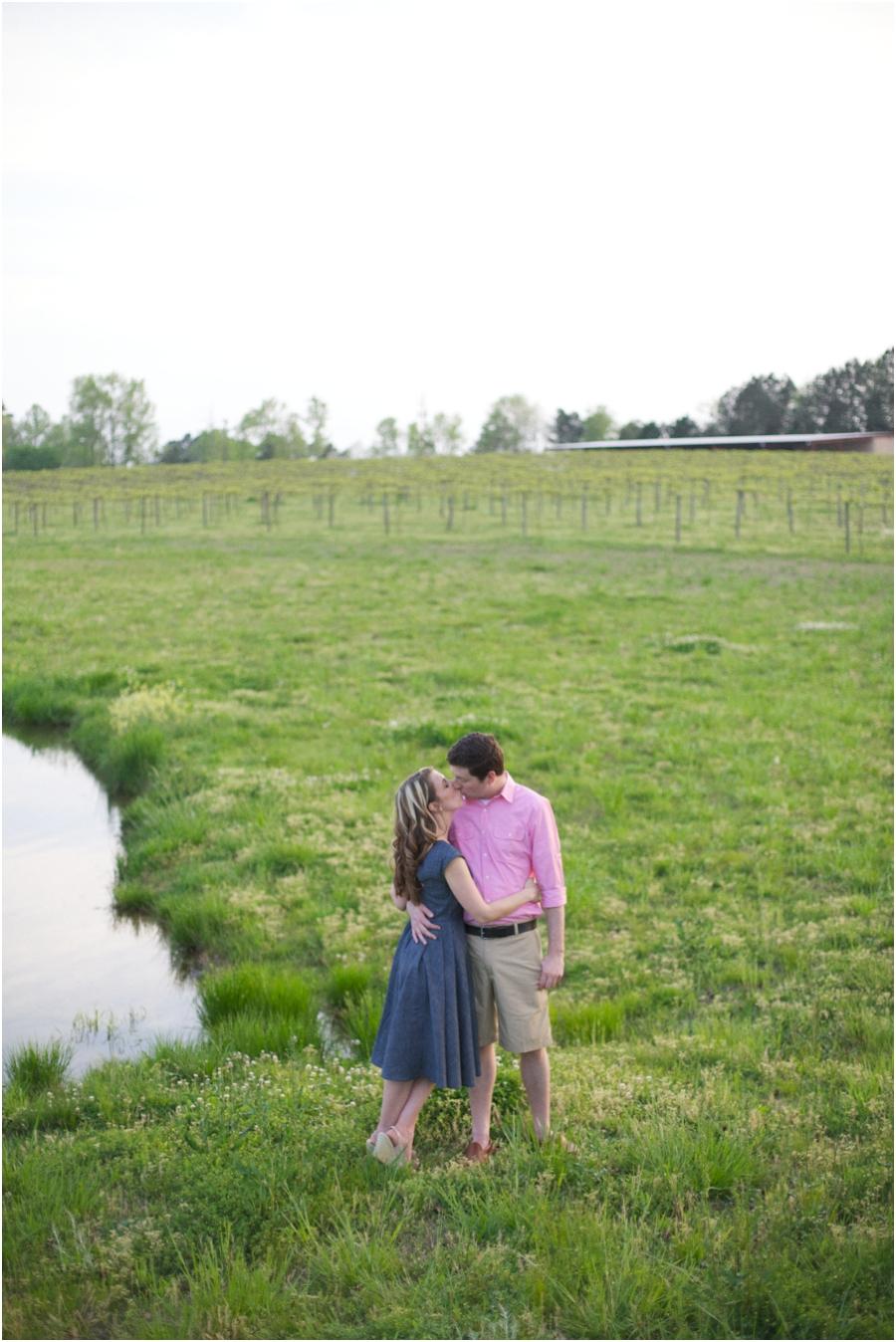 nc vineyard couples portrait photography