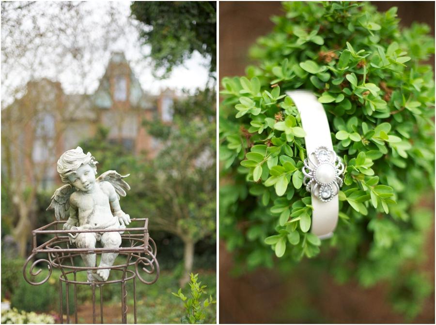 barclay villa wedding photography, vintage bridal jewelry