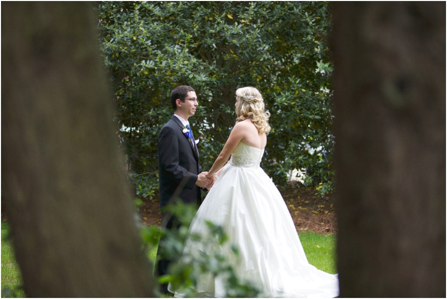 romantic garden wedding photography, raleigh nc