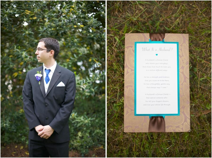 groom's portrait, romantic 'what is a husband' poem