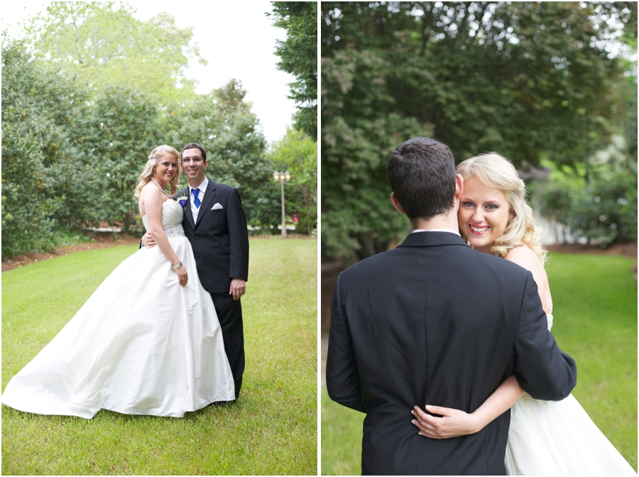 southern weddings, romantic wedding photography