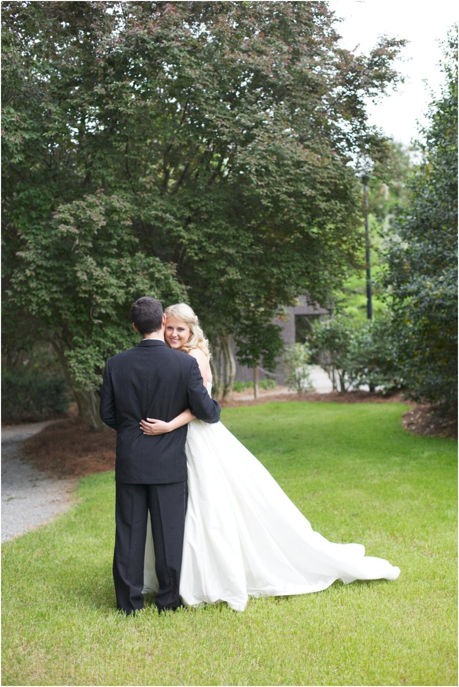 garden wedding photography, romantic southern wedding photographers