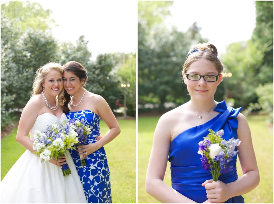 bride with bridesmaid, bridesmaid portraits