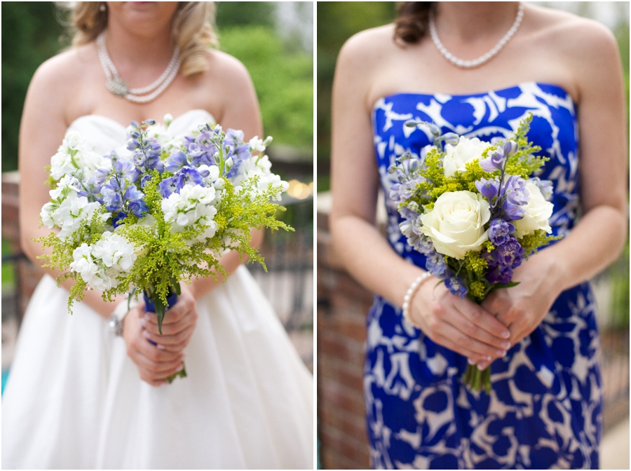 beautiful bridal bouquets from embellished blooms, southern weddings