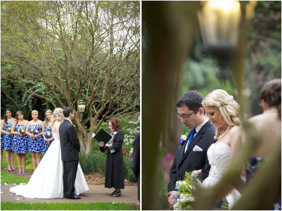 rustic wedding photography, romantic garden wedding