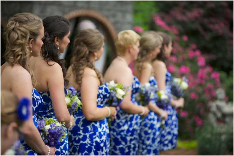 southern wedding photography, romantic garden wedding photographers