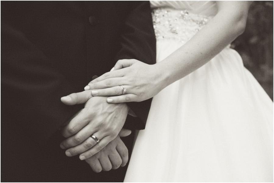 vintage wedding portraits, black and white wedding photography