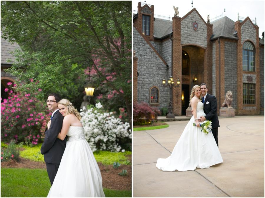 intimate garden wedding photography, barclay villa wedding photography