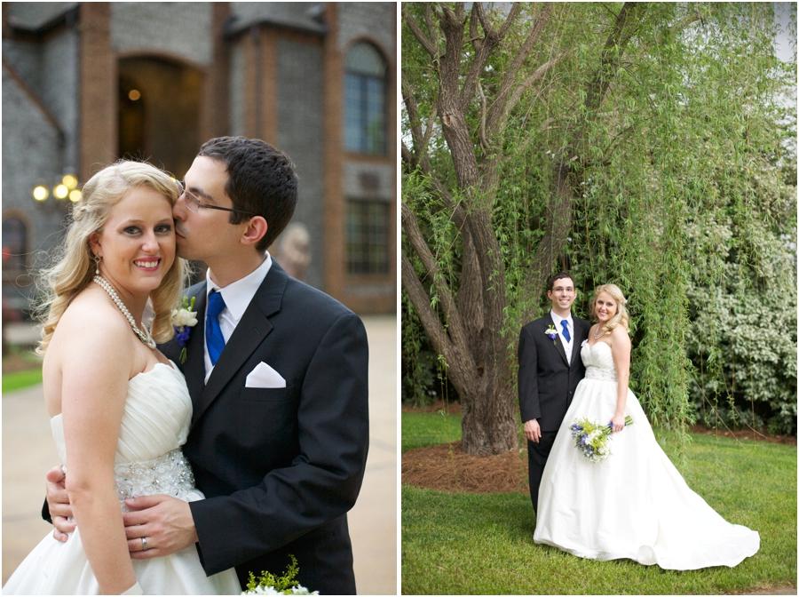 southern weddings, romantic garden wedding photography