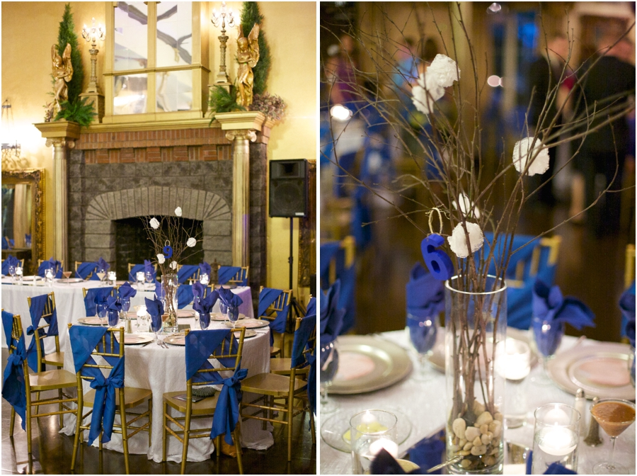 romantic southern wedding photography, beautiful organic table centerpieces