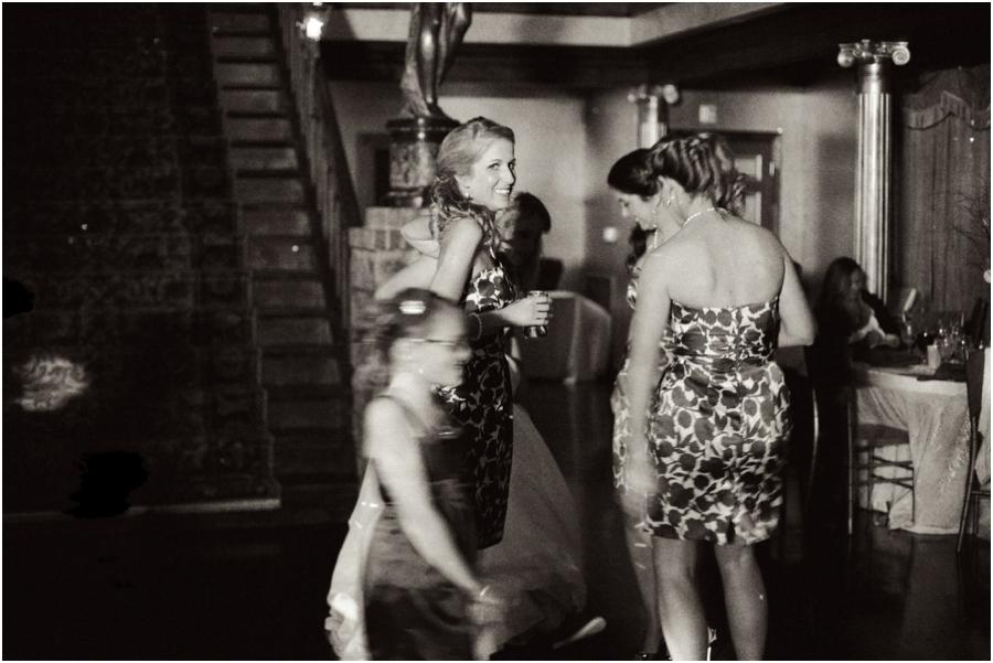 bridesmaids at barclay villa, vintage wedding photographers, raleigh nc