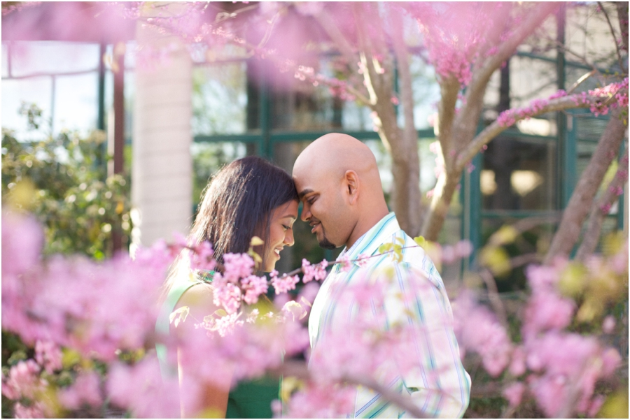 spring engagement photography, southern engagement photographers