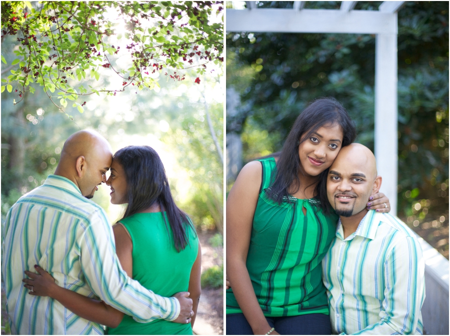 spring engagement photography, southern couples photographers