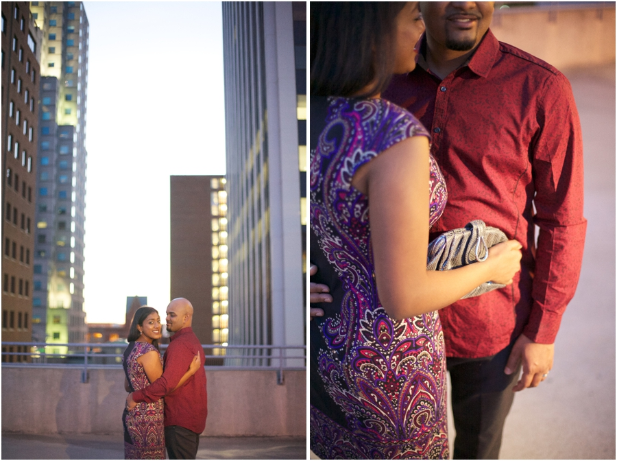 downtown raleigh engagement photography, southern couples photographers