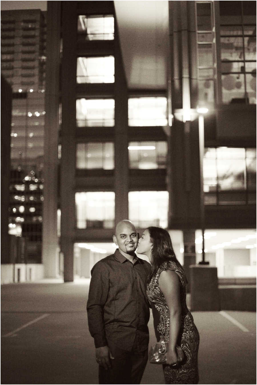 raleigh nc vintage engagement photography