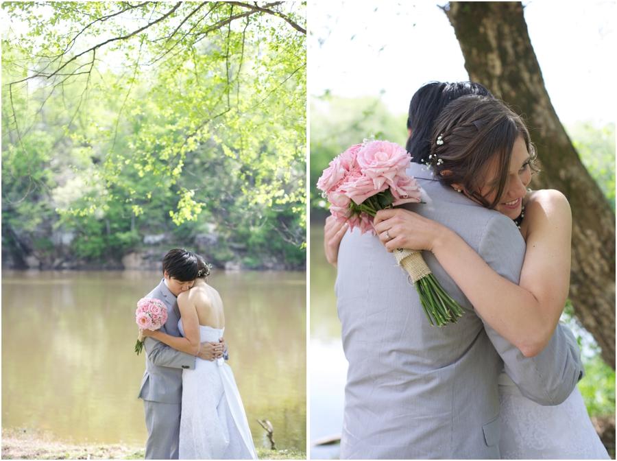 southern wedding portraits, romantic wedding photography