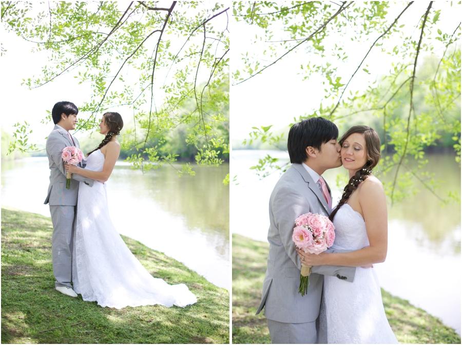 romantic spring wedding photography, rustic wedding photographers