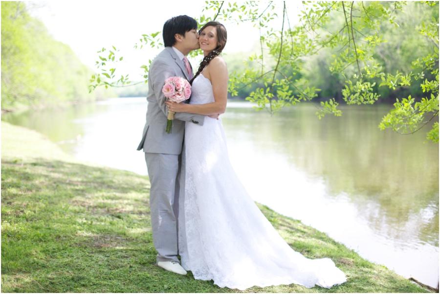 riverside spring wedding photography, southern raleigh nc wedding photographers