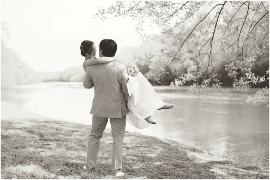 vintage spring wedding photography, raleigh nc