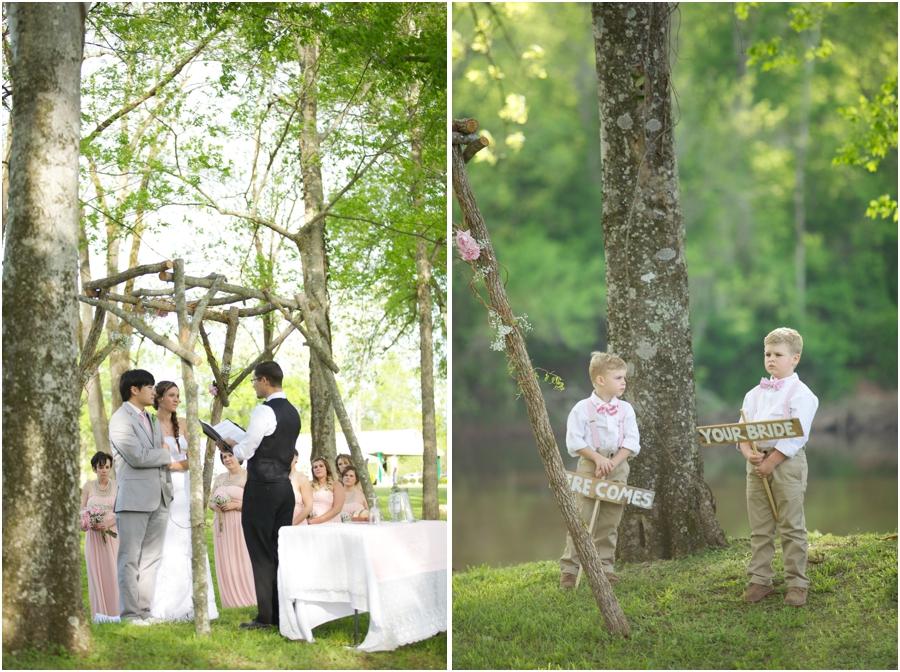 rustic wedding photography, southern wedding photographers