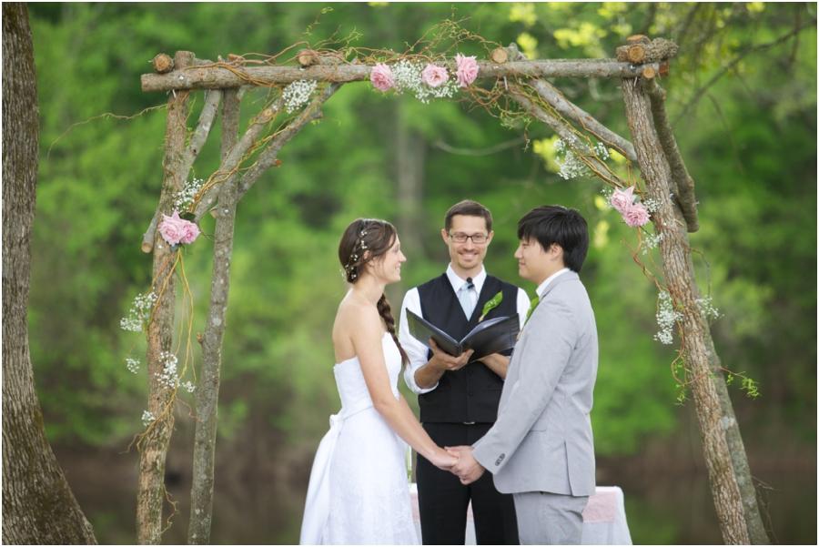 beautiful rustic wedding inspiration, southern wedding photographers