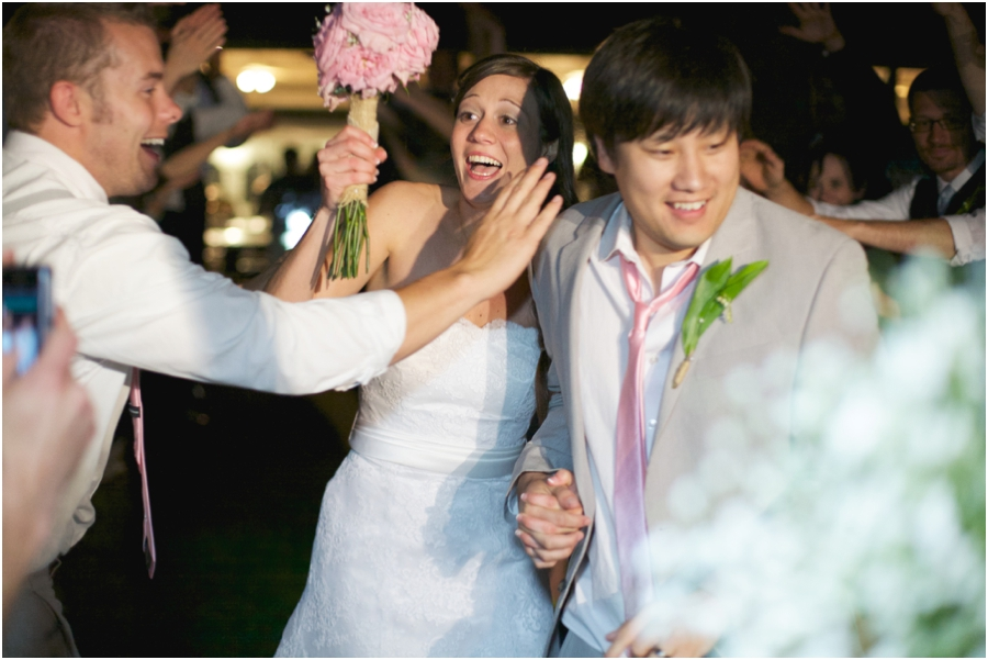 fun southern wedding photography, raleigh nc