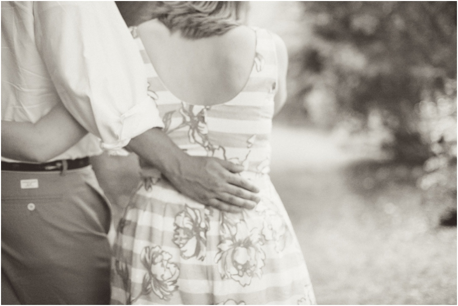 vintage engagement photographers, raleigh nc