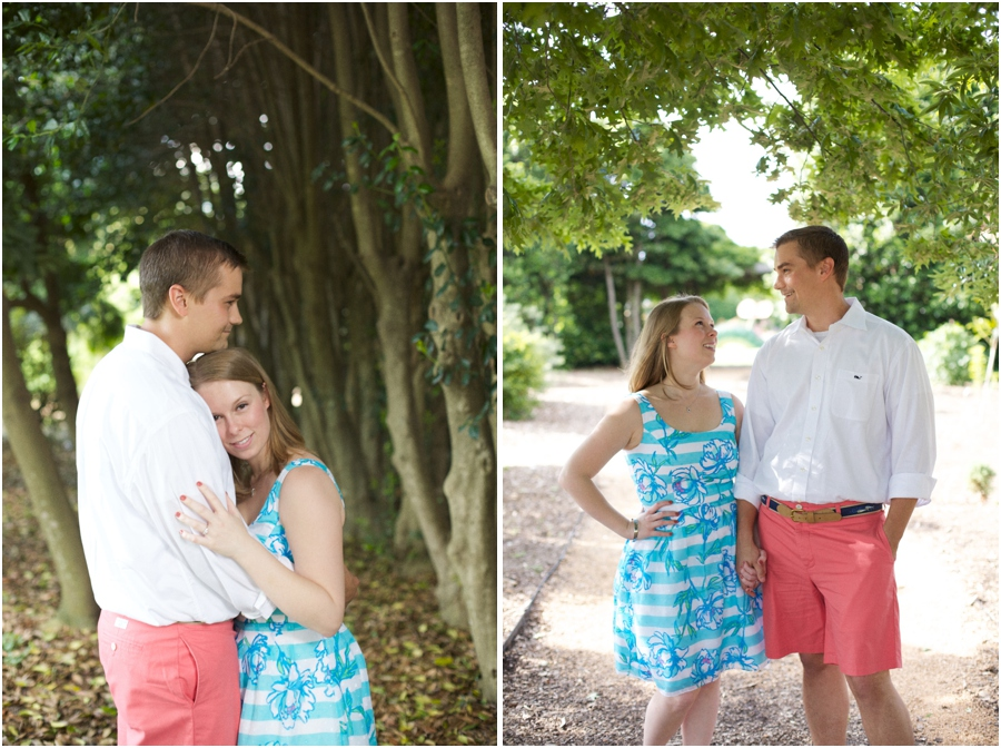intimate engagement photography, southern engagement photographers