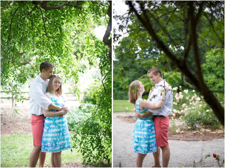 summer engagement photography, intimate engagement photographers