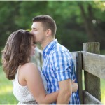 A Sweet Engagement Session: Hannah & Chase