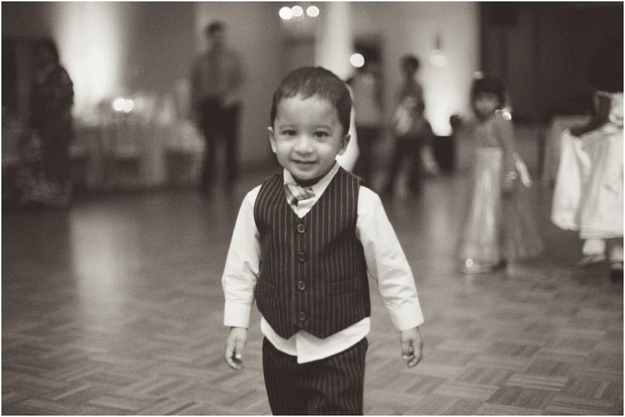 cute little boy at wedding reception, vintage wedding photographers