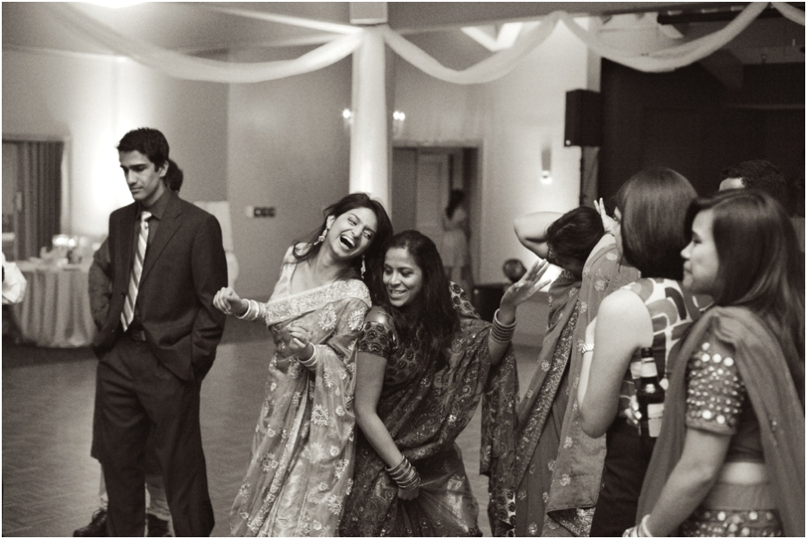 guests dancing at wedding reception, vintage wedding photographers