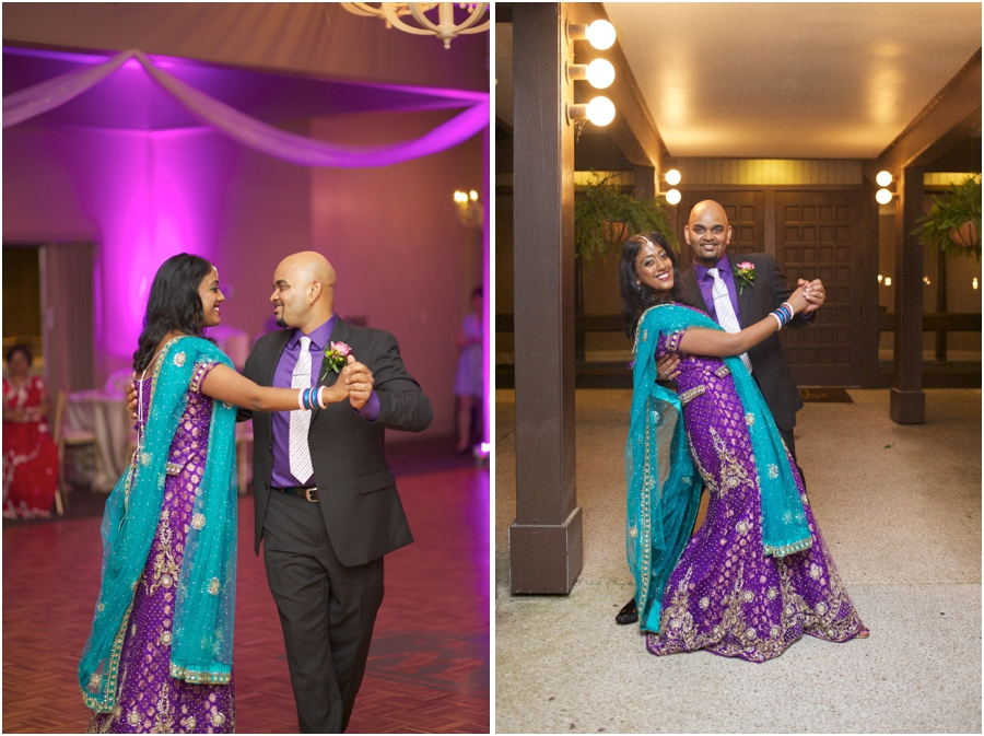 bride and groom dancing, romantic wedding portraits, southern wedding photographers