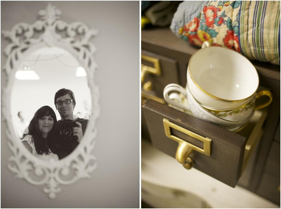 vintage wedding photographers, simply put vintage rentals