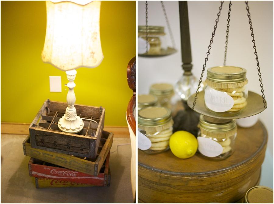 vintage lamp, raleigh nc vintage rentals, vintage wedding photographers