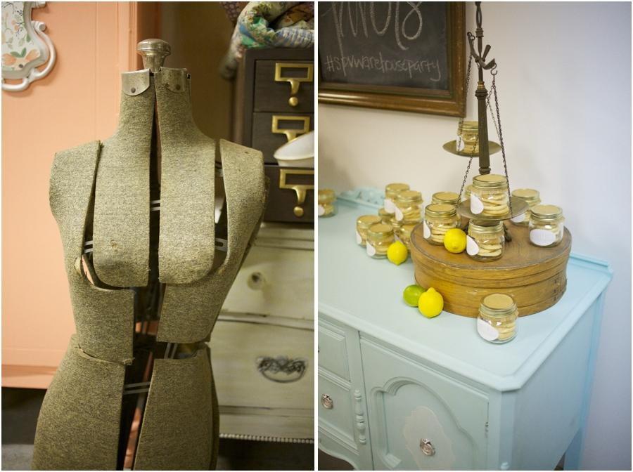vintage mannequin, vintage wedding decor rentals, vintage wedding photographers