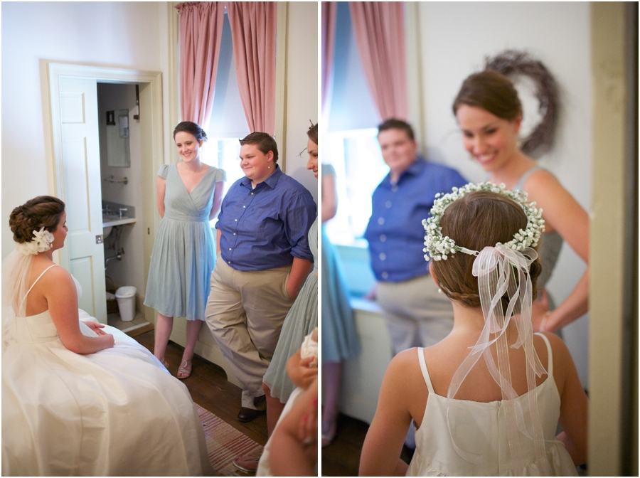 bride getting ready, raleigh nc wedding photographers