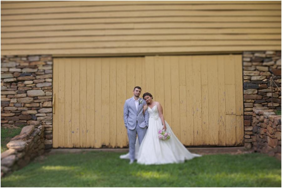 rustic wedding photographers, winston salem nc