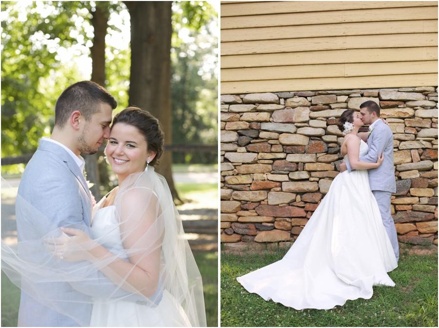 north carolina wedding photographers, rustic wedding portraits