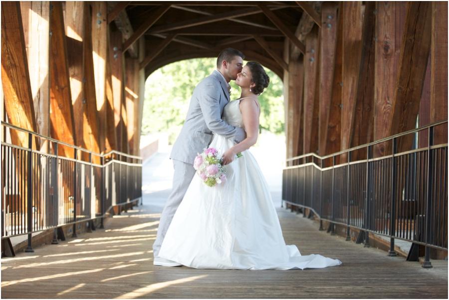 old salem wedding photography, winston salem nc