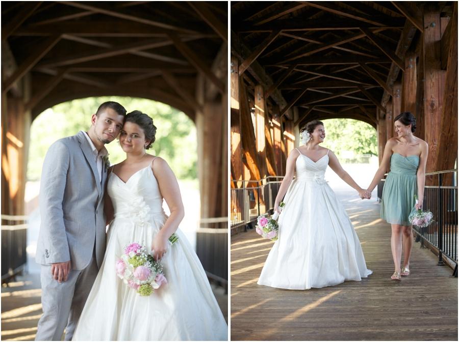 romantic old salem wedding photography, southern weddings, raleigh nc wedding photographers