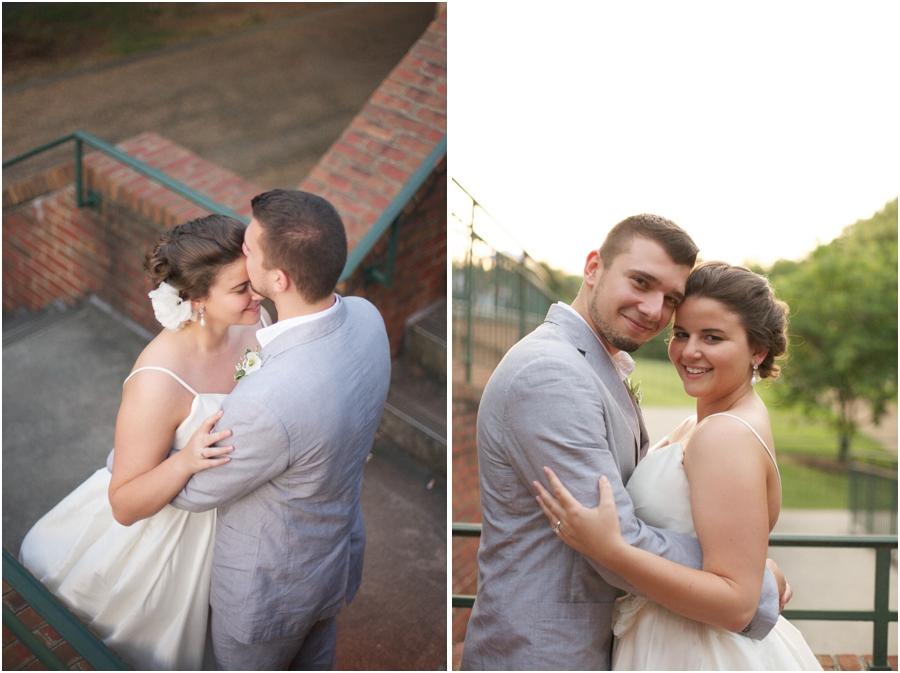 city wedding photography, old salem wedding photographers