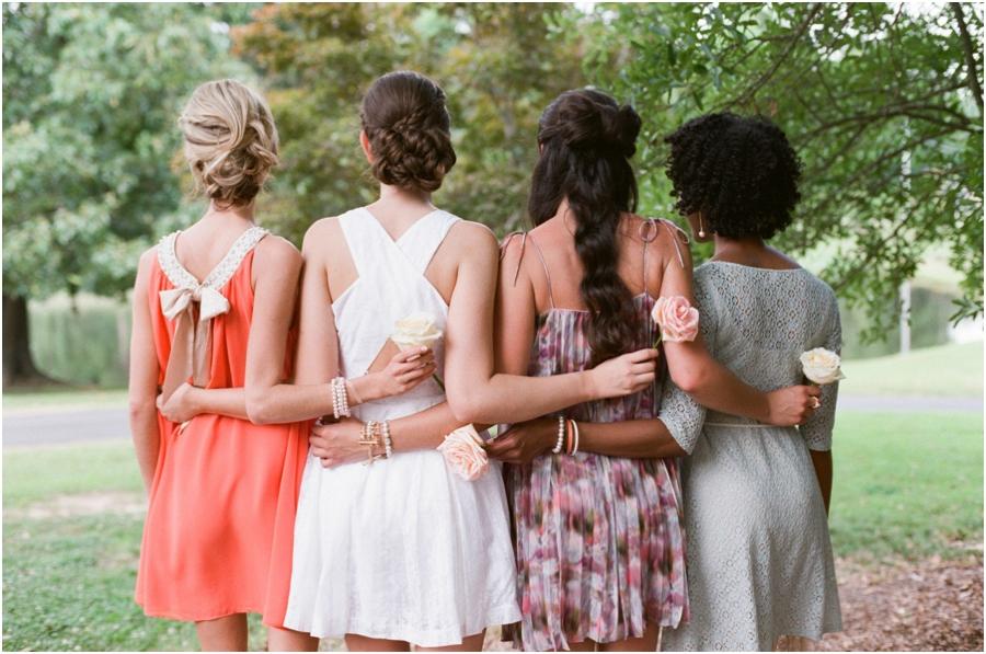 southern weddings, north carolina editorial photography