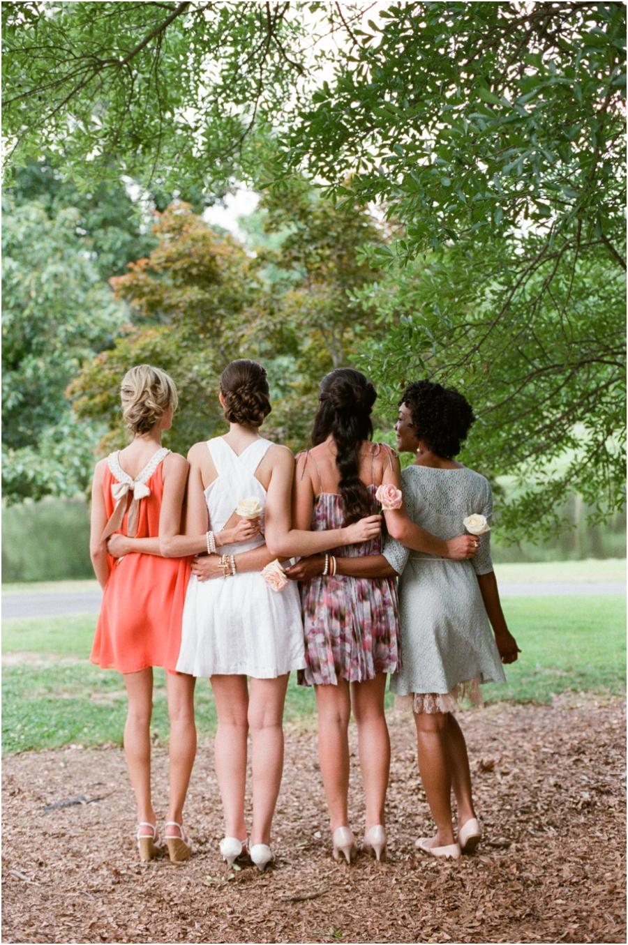 southern weddings, editorial summer wedding photography